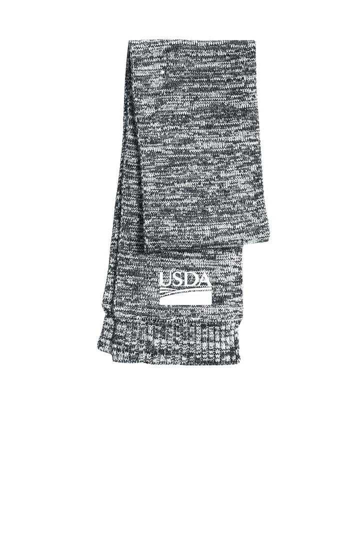Sport-Tek Marled Scarf
