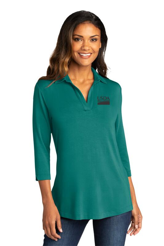 Port Authority  Ladies Luxe Knit Tunic