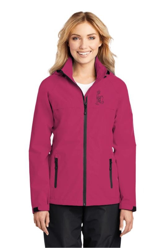 Port Authority® Ladies Torrent Waterproof Jacket.