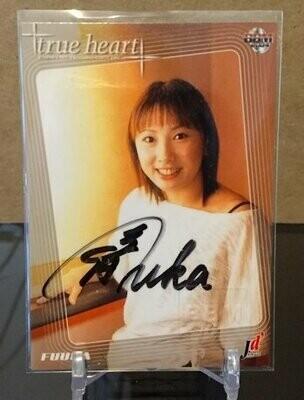 Fuka 2004 BBM Joshi True Heart Autograph /70