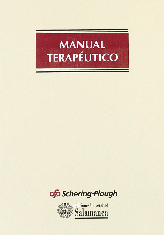 Manual Terapéutico. 3ª Edición (Manuales universitarios) DVD de audio – Audiolibro