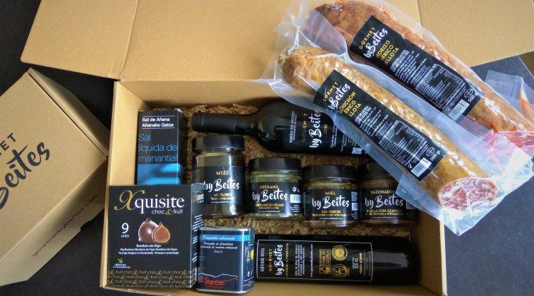 Caja Gourmet - Gourmet by Beites