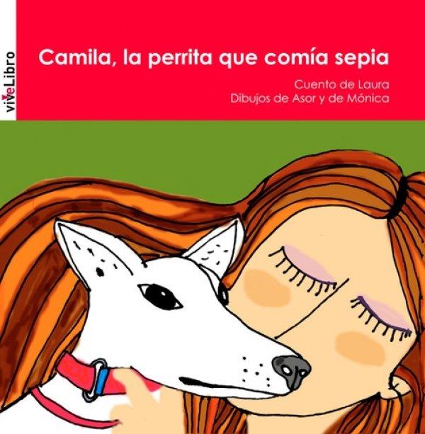 Camila, la perrita que comía sepia