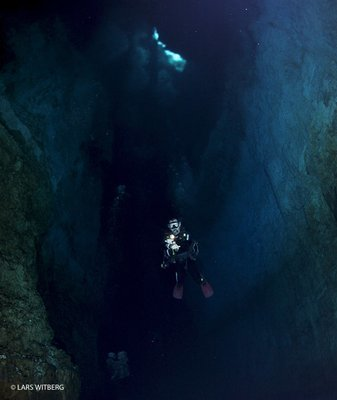 Cave Diving in South Cuba