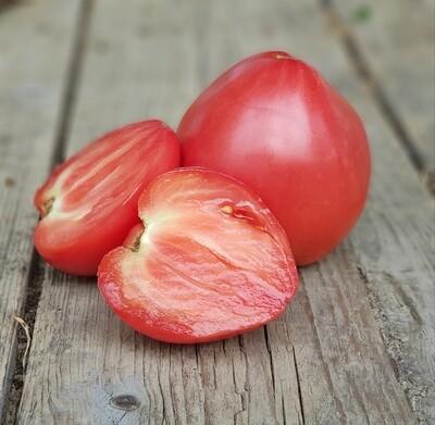 Pomodoro cuor di bue rosa (1kg)