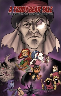 Pre-Order A Teddy Bear Tales: Awakenings Graphic Novel