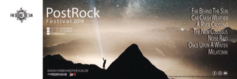 VVK: PostRock Festival 2019 - Ticket