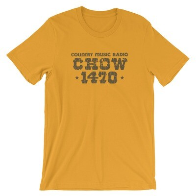 CHOW 1470 AM Vintage T-Shirt