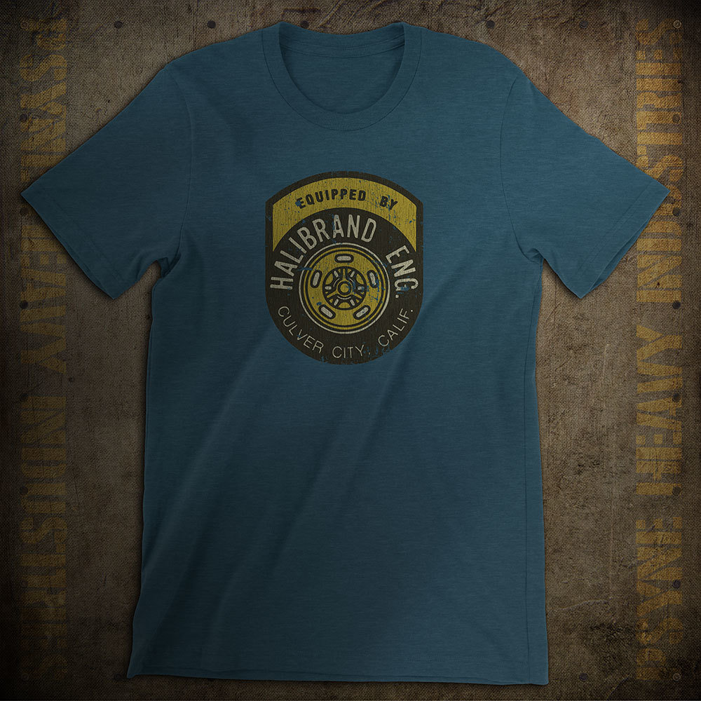 Halibrand Mfg. Vintage T-Shirt