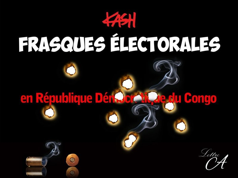 Frasques électorales en République Démocratique du Congo - Version Papier