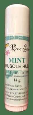 Mint Muscle Rub