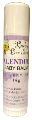 Calendula Baby Balm
