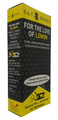 For the Love of Lemon Singles