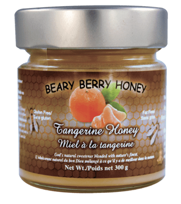 Tangerine Honey
