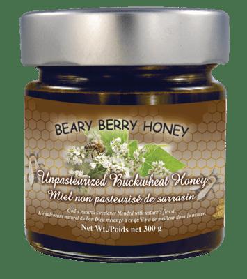 300 g Buckwheat Honey