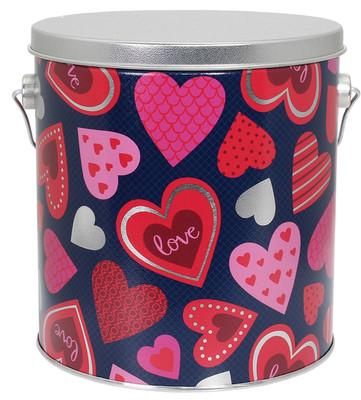 Heart Tin, 3 Flavor (1 pound)