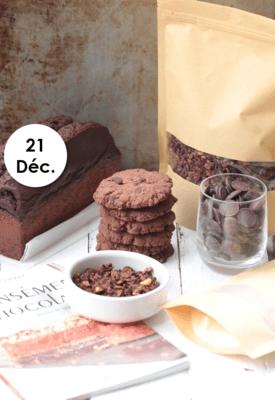BOX TOUT CHOCOLAT - envoi 21/12