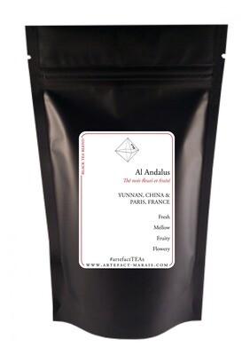 Al Andalus [Thé noir fruité et fleuri]