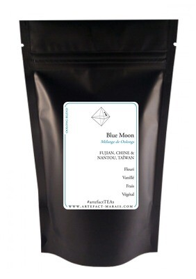 Blue Moon [Thé oolong] : Paquet de 100g