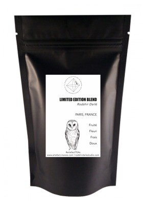 LIMITED EDITION TEA BLEND : Rodshir Dailë