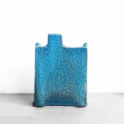 Nathalie Kawamura | Vase en grès émaillé