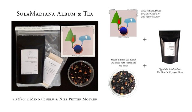 SulaMadiana Tea & Album Set