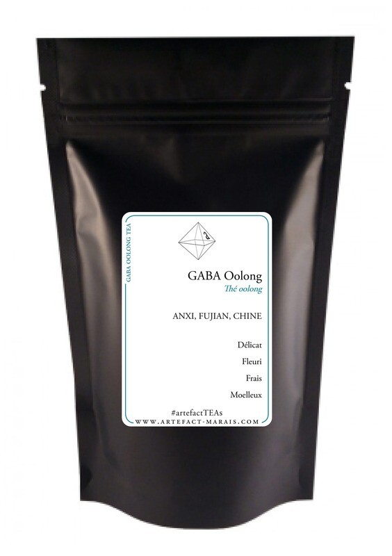 Gaba Oolong : Paquet de 100g