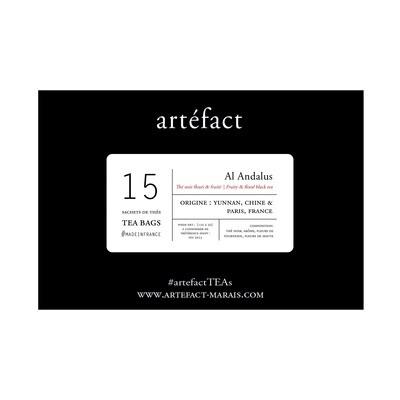 Al Andalus Sachets de Thés / Tea Bags