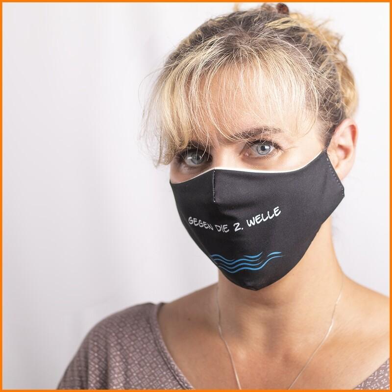 Zebralook-Bundle Etui, Maskenkette und Mund-Nasen-Schutz