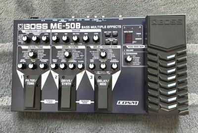 Boss ME-50 B