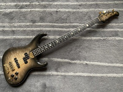Alembic Elan Quilted Maple Stormburst from 1990