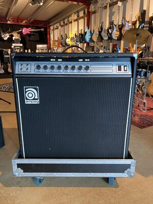 Ampeg BT-15 combo from the 70's  *Must be pick up in our showroom*