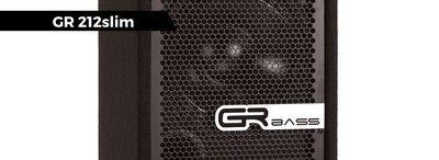 GR Bass 212 SLIM