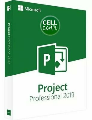 Microsoft Project 2019 Profesional