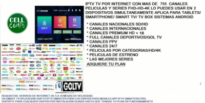IPTV CELLCOMPU