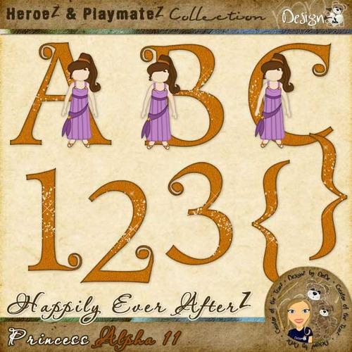 Happily Ever AfterZ: Princess Alpha 11