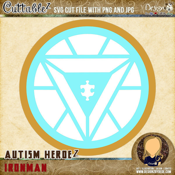 Iron Man | Autism HeroeZ