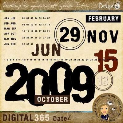 Digital 365: DateZ