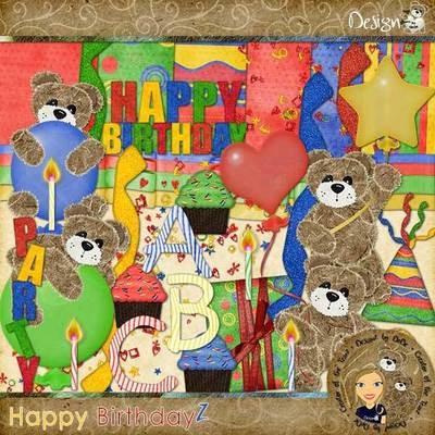 Happy BirthdayZ
