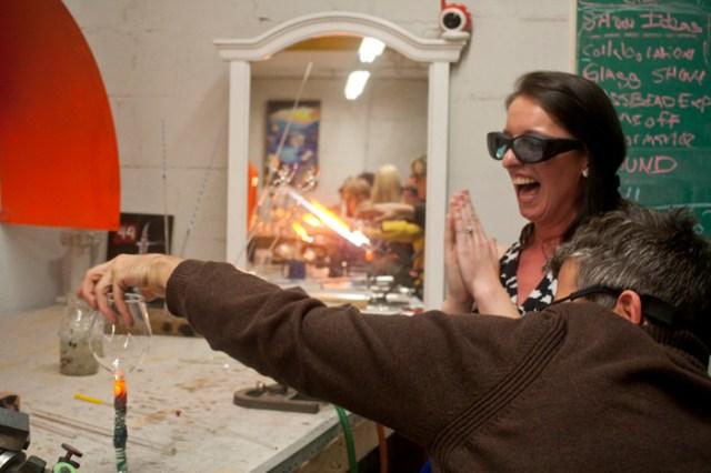 MYO Workshop Flameworking
