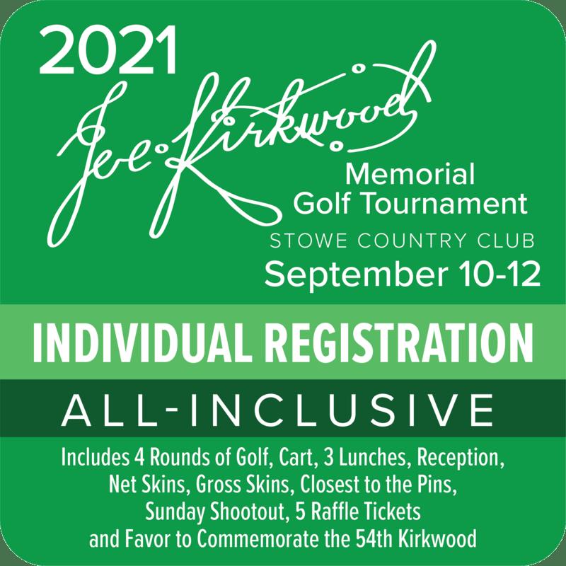 2021 Kirkwood Individual Registration