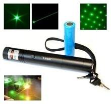 Зеленая лазерная указка 300 mW