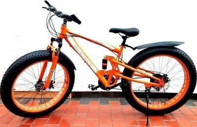 Велосипед фэтбайк MB