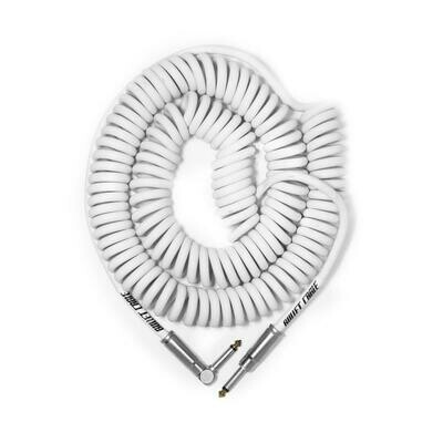 BULLET CABLE 30′ COIL WHITE CABLE