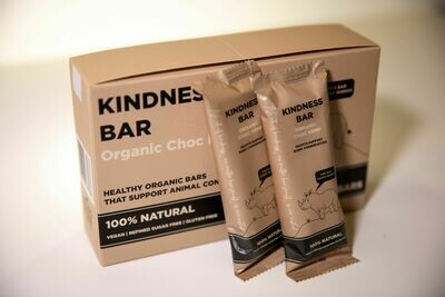 Kindness Bar - Choc Hemp 10 Pack