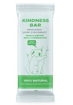 Kindness bar - Koala Coconut Lime X 3