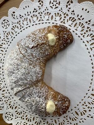 Cream Filled Croissant