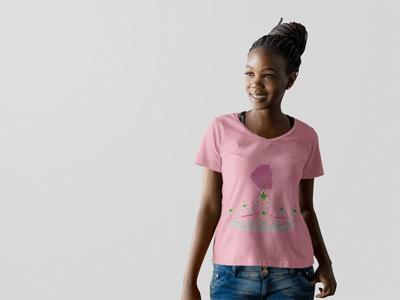 Girls; Live, Love, Laugh, Inc. T-Shirt