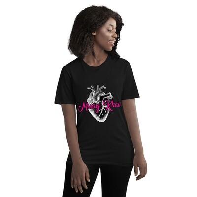 Muay Khao Heart Shirt - Pink