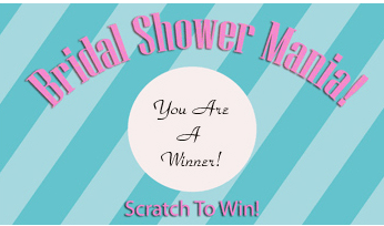 Bridal Shower Scratch off template